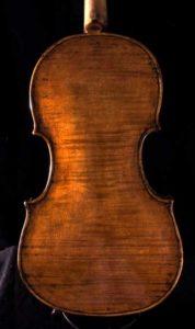 baroque violin northern Italian