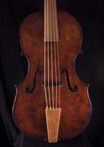 baroque 5 string cello Venetian