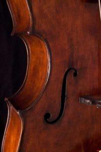 baroque cello 5 string