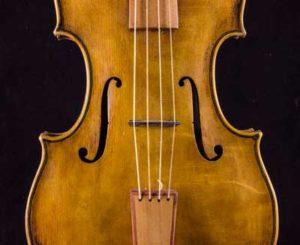 Dalla Costa baroque violin ff