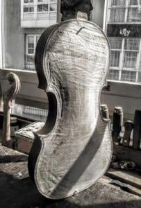baroque violin Naples