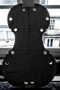 baroque cello mould