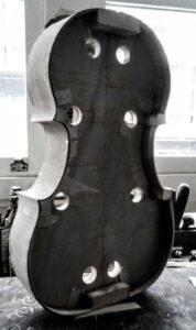 viola pomposa piccolo cello