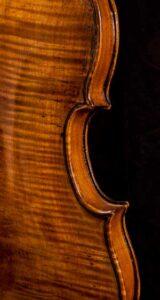 17th C. violin Naples