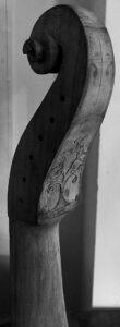 grancino tenor viol scroll